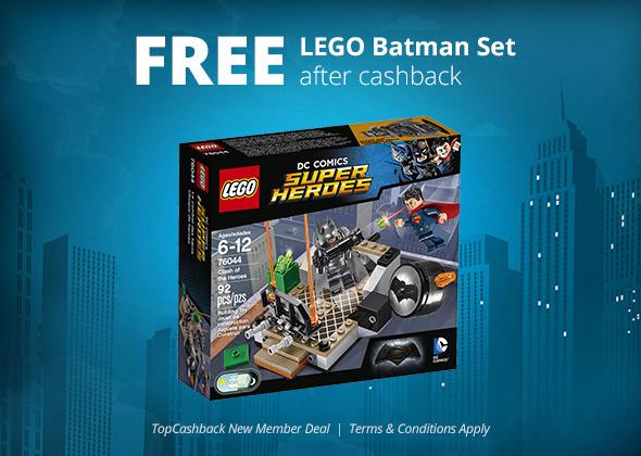 FREE Batman Lego...