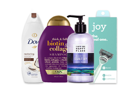 $15 to Spend on any Personal Care Products at Walmart Freebie