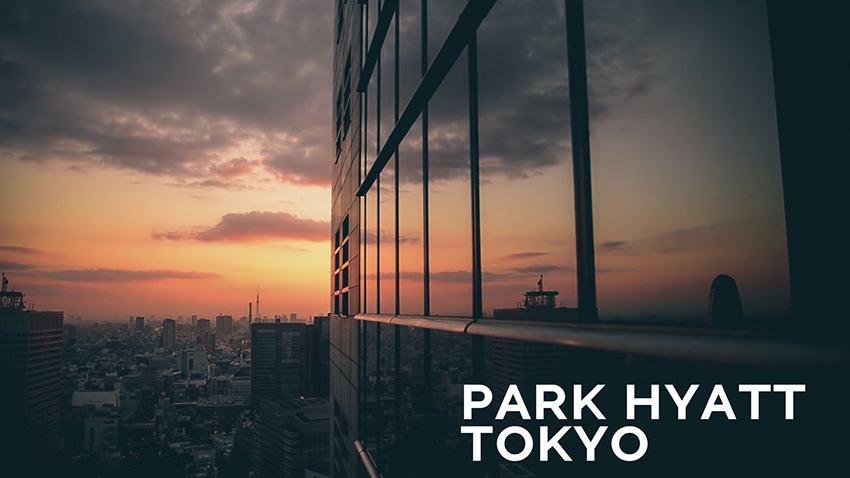 Lost in Translation-The Park Hyatt