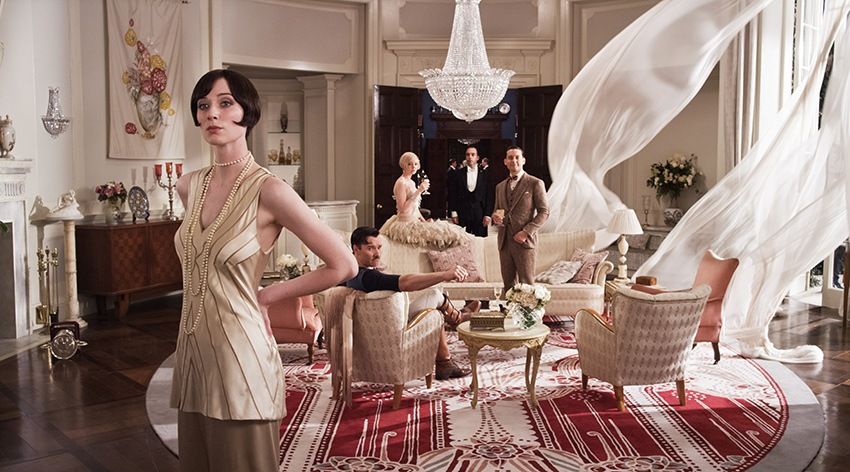 The Great Gatsby Setting