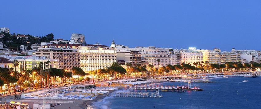 The InterContinental Carlton Cannes