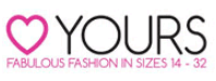 Yours Clothing US Logo